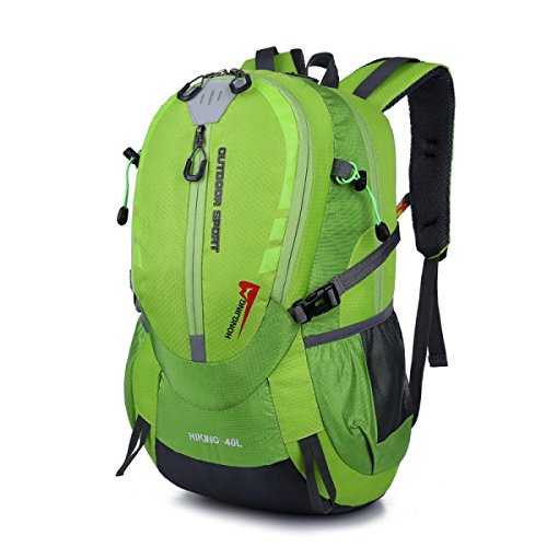 Borsa A Tracolla In Nylon Multicolor Facilmente Sopportare Traspirante All'aperto 21 65 * 14 56 * 7 87 In,Green Green