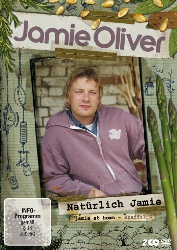 Preisvergleich Produktbild Jamie Oliver - Natürlich Jamie, Staffel 2 [2 DVDs]