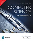 #7: Computer Science: An Overview, 12e