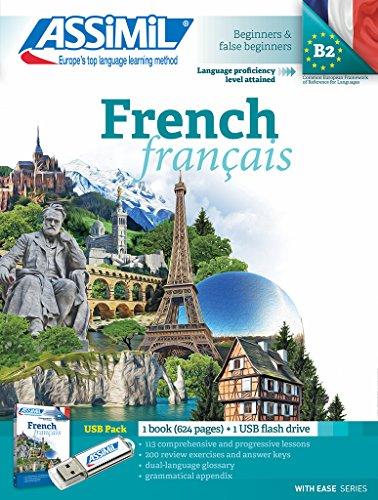 Pack usb french (livre +1 cl Usb)