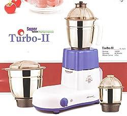 Tefon Mixer Grinder Turbo-II