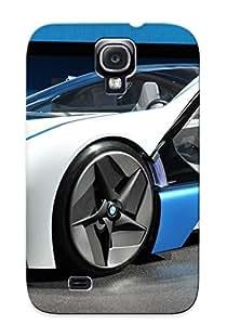Igjcuf-6662-vyzehrc Exultantor Bmw Vision Durable Galaxy S4 Tpu Flexible Soft Case With Design