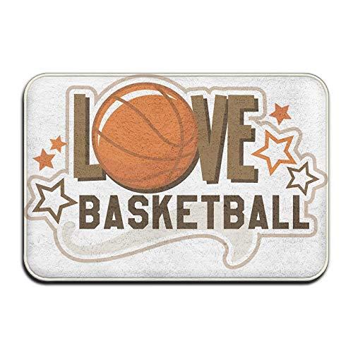 Klotr Felpudos, Home Door Mat Love Basketball Doormat