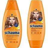 Schauma Frucht und Vitamin Shampoo + Spülung