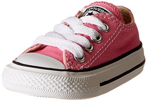 Converse Ctas Core Ox - Zapatillas infantil, color rosa (rose), talla 20