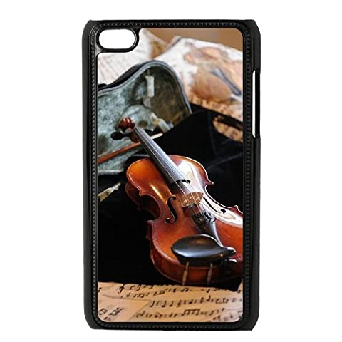 Chinese Violin Personalized Case for iPod Touch 4,custom Chinese Violin Phone Case