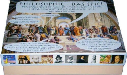 No-Matt Philosophie - Das Spiel: Ein Brett-, Sprach- und Rollenspiel