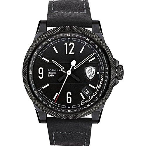 Ferrari Pour des hommes Analog Dress Quartz Reloj 0830272