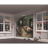 Kit de décoration Murale Halloween - Taille Unique