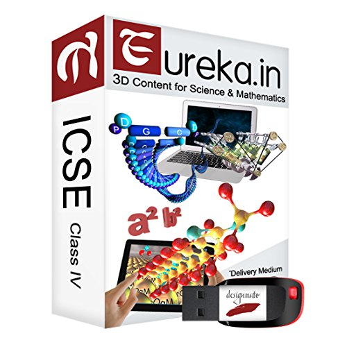 Eureka.in ICSE Class IV (Pen drive)
