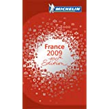 Michelin Guide 2009 France (Version Anglaise)