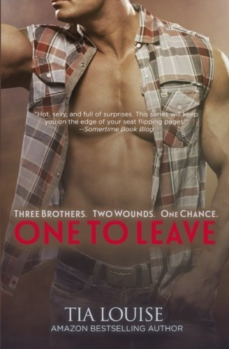 One to Leave (One to Hold) (Volume 5) by Tia Louise (2014-12-29)