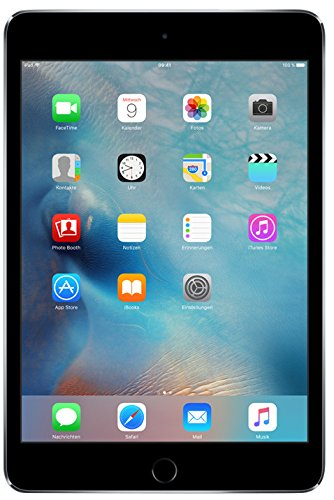 Apple iPad mini 4 20,1 cm (7,9 Zoll) Tablet PC (WiFi, 64GB Speicher) - Gb 64 Generation Ipad 4.