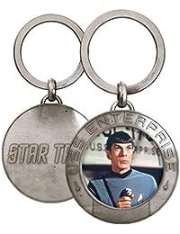 Keychain Star Trek Mr Spock