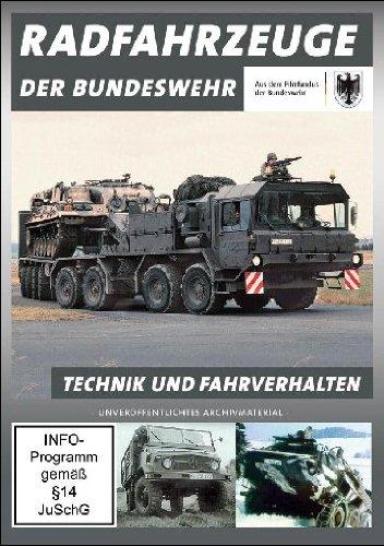 Radfahrzeuge der Bundeswehr - Technik und Fahrverhalten