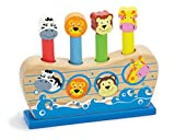 Viga Toys - 50041 - Banc À Marteler - Pop Up - L'arche De Noé