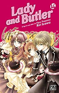 Lady and Butler Edition simple Tome 14