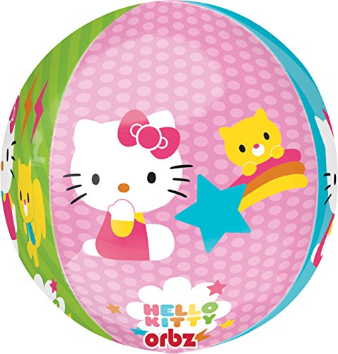Amscan - Globos Hello Kitty (2839363)