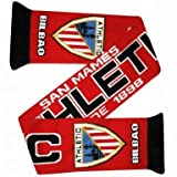 Sciarpa con stemma Athletic Bilbao calcio