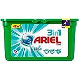 Ariel 3in1 Pods mit Febreze - 38 Waschanlagen (38) - Packung mit 6