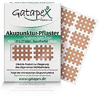Gatapex 9190232 Gitter Akupunktur-Pflaster Größe S hautfarben 160St.