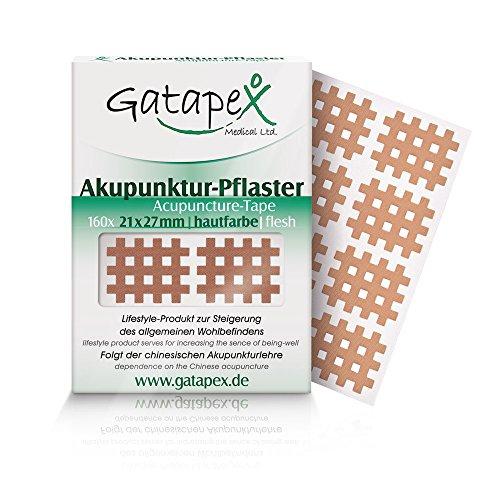 Gatapex Akupunkturpflaster Form: Gitter, 160 Stück