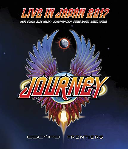 Live In Japan 2017: Escape + Frontiers [Blu-ray]