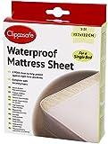 Clippasafe Waterproof Mattress Sheet (Single Bed)