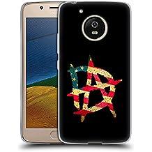 Official WWE American Pride Dean Ambrose Soft Gel Case for Motorola Moto G5