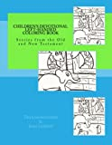 Children's Devotional  Left-handed Coloring Book: Stories from the Old and New Testament