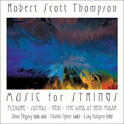Robert Scott Thompson - Amorphia Electroacoustic Music