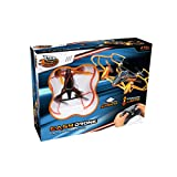 Xtrem Raiders-Easy Drone- Drone Carreras, Color Naranja (World Brands...