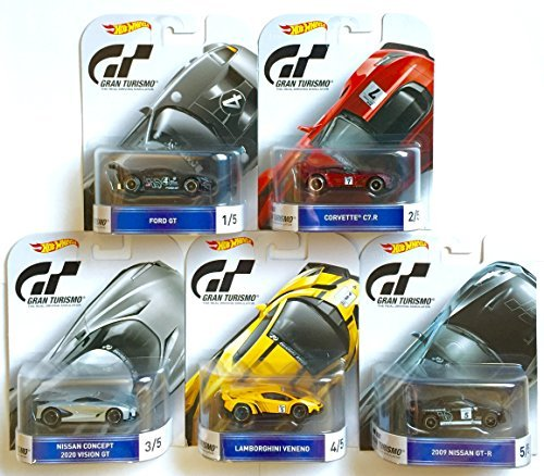 hot-wheels-gran-turismo-retro-entertainment-set-of-5-ford-gtcorvette-c7rnissan-concept-2020-vision-g