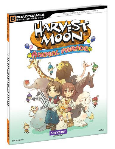 Harvest Moon: Animal Parade Official Strategy Guide PDF
