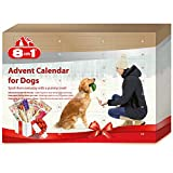 8 in 1 Advent Calendar with Yummy Treats for your Dog