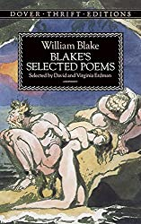 Blake's Selected Poems (Dover Thrift Editions)