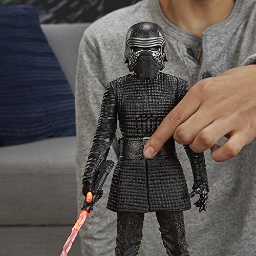 Zoom IMG-3 star wars statuetta interattiva hasbro