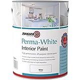 Zinsser ZINPWES25L 2.5 Litre Perma-White Interior Matt Paint