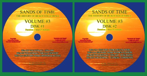 Sands of Time (DVD), Volume #3, The History of Beach Volleyball
