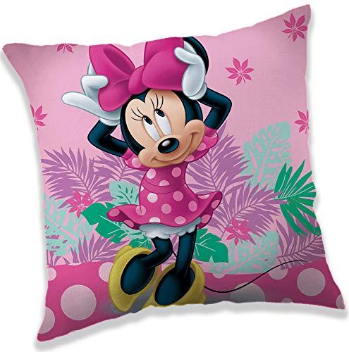 Little Flight Cuscino Quadrato Disney Minnie Dimensione Cuscino Quadrato 40X40 CM