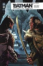 Batman detective comics, Tome 3 - La ligue des ombres de Marcio Takara