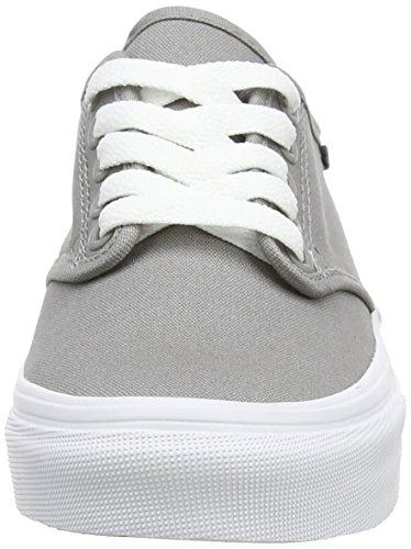 Vans Camden, Baskets Basses femme Blanc - White (Canvas - Wild Dove/White)