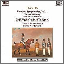 Symphonies nos 96, 100 & 82  (vol.1)