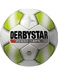 Derbystar ballon de football planet aPS-blanc/vert-taille 4 1233400140