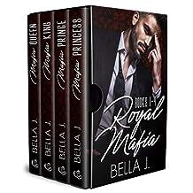 Royal Mafia Box Set: Books 1-4 (English Edition)