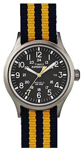 TIMEX Scout T49961YS - Montre homme