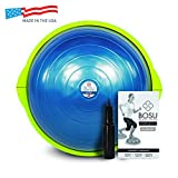 Bosu Sport 50cm Balance Trainer, Unisex, Blue, 10 kg