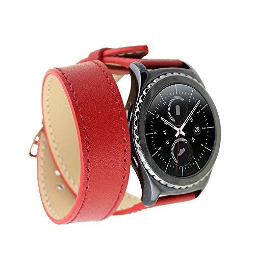 cuitan-doppio-anello-pelle-cinturino-per-samsung-gear-s2-classic-con-acciaio-fibbia-bracciale-cintur