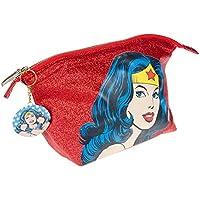 Wash Bag Wonder Woman Dc Comics (Rosso)