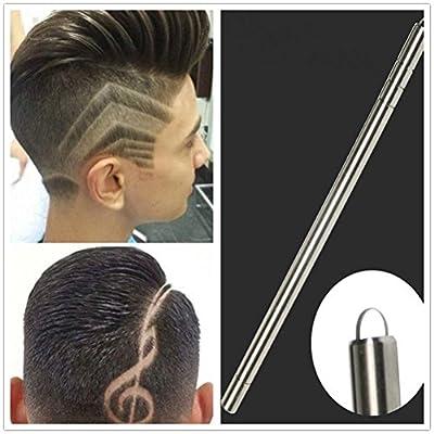 Ularma 2017 Multifunctional Pro Salon Magic Engraved Pen Razor Pen Tweezers for Hair Eyebrows Shaving from Ularma 52332